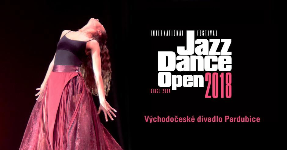I my jsme na letošním ročníku Jazz Dance Festivalu vPardubicích